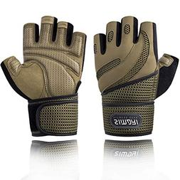 SIMARI Workout Gloves for Men Women,Training Gloves with Wr