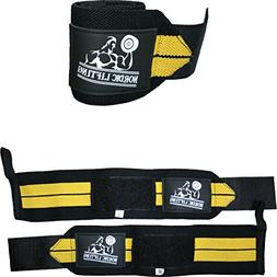 Wrist Wraps  for Weightlifting/Cross Training/Powerlifting/B
