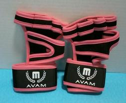 Mava Sports XS Pink Work Out Gloves