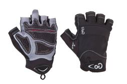 GoFit XTreme Weightlifting Gloves & Training CD - Medium - B